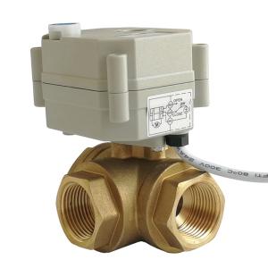 DN20 Electric power failure return valve 3-WAY
