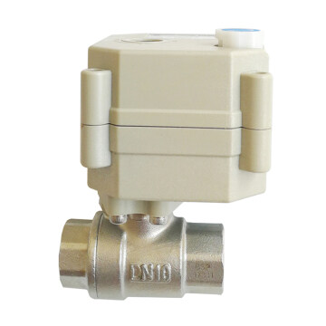 CE electric valve dn10