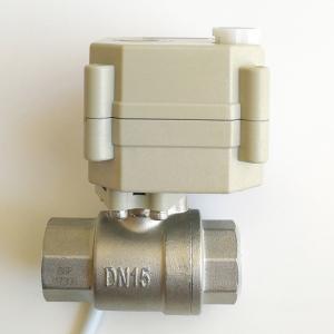 1/2 INCH Miniature electric ball valve