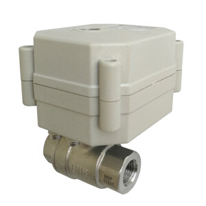 Motor drive valve DN8