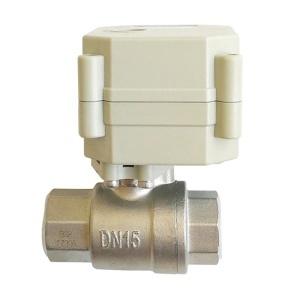 Electric valve producer