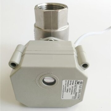 DN25 electric valve AC110V