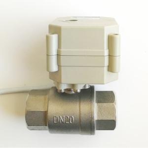 3/4 inch Tf electric valve 110V