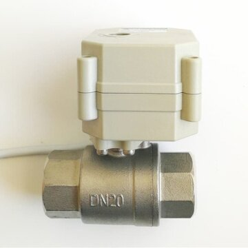 3/4 inch Tf electric valve 110V