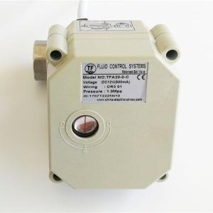 modulating control ball valve 1/4 inch