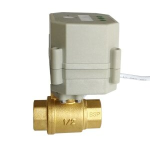DN15 electric timer valve for grass irrigation