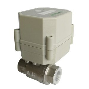 1/2 inch SS304 Electric timing control water valve