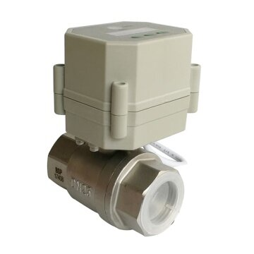 1 inch stainless 220V Electric Motorized timer valve