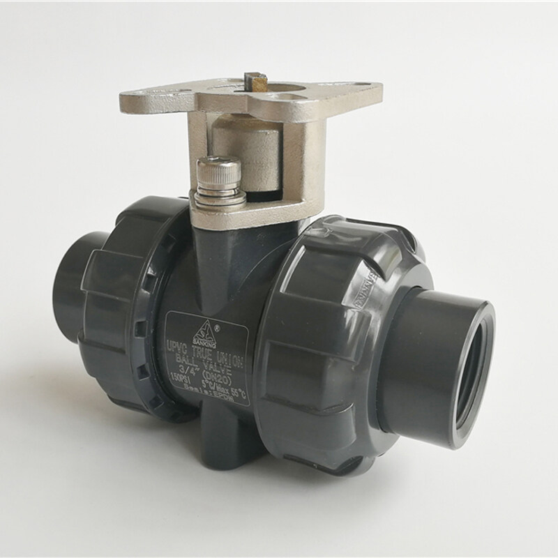 DN20 Electric normal open ball valve AC/DC9 to 24 volt ...