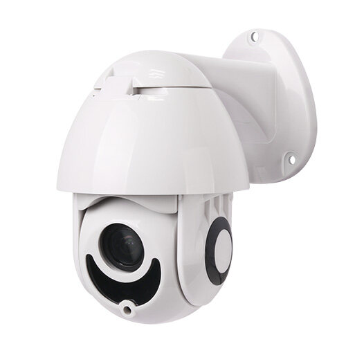 3MP 2.5-inch wifi network HD MINI PTZ IR high speed dome network dome camera waterproof IP66 4X zoom POE ONVIF UW-CE11-QB-204 1