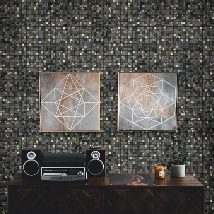 Mosaic In Home Interior Decor