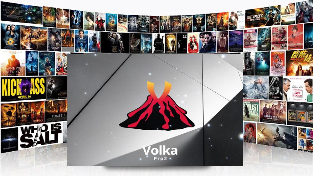 VOLKA pro android smart tv Iptv subscription French arabic iptv code vod  m3u stalker xtream