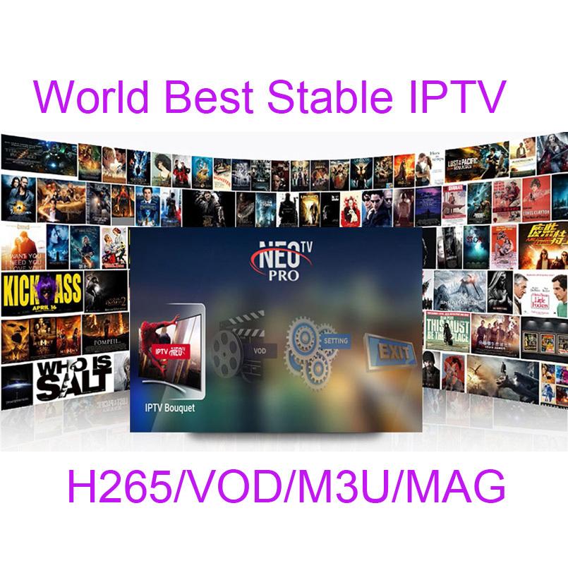 Neotv PRO iptv subscription firestick apple tv french arabic iptv code m3u  stalker xtream