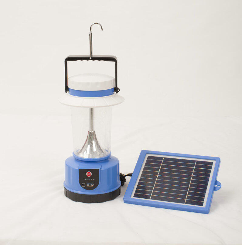 Solar powered  Lantern With Torch SCL-7001D 1