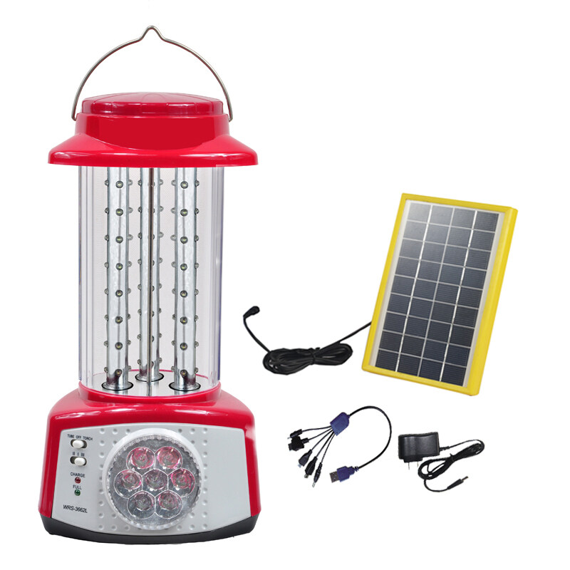 outdoor Solar Lanterns with LED torch SCL-3662L 0