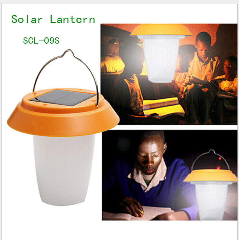 Solar Powered  Lanterns SCL-09S 1