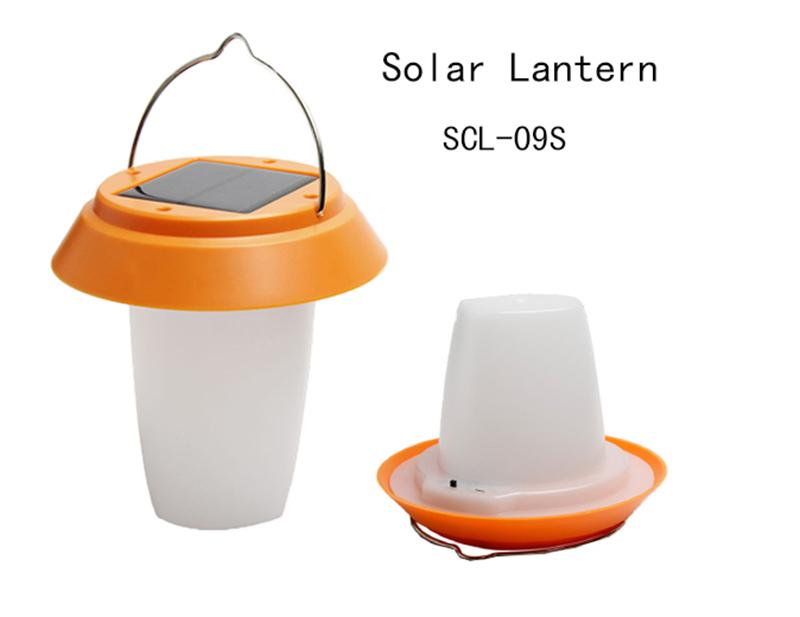 Solar Powered  Lanterns SCL-09S 0