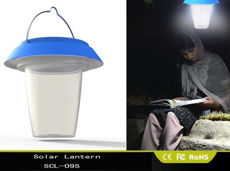 Solar Powered  Lanterns SCL-09S 2