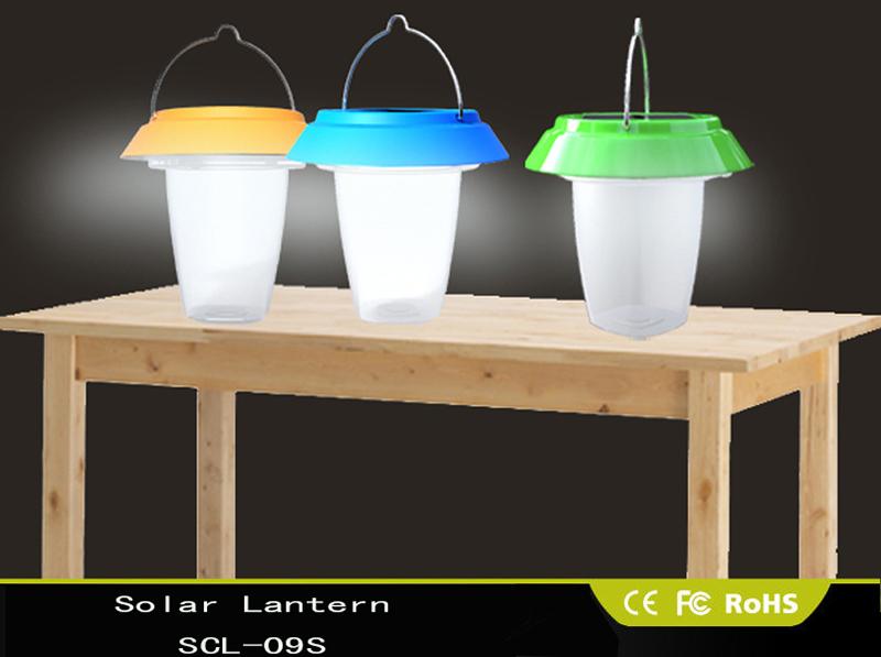 Solar Powered  Lanterns SCL-09S 3