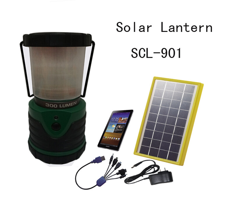 Solar Hanging  Lantern SCL-901R with Lithium battery 1