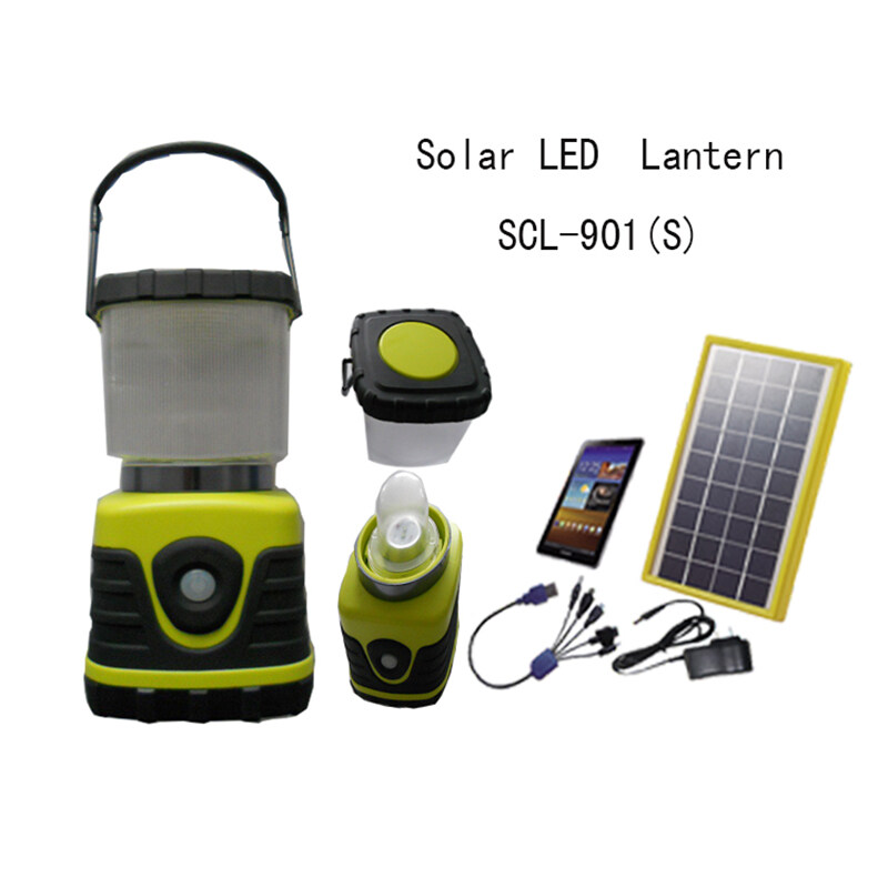 Outdoor Solar Lanterns SCL-901S with Lithium battery 0