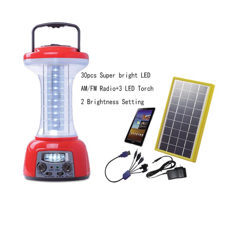 Outdoor Solar Lanterns  SCL-869L 1