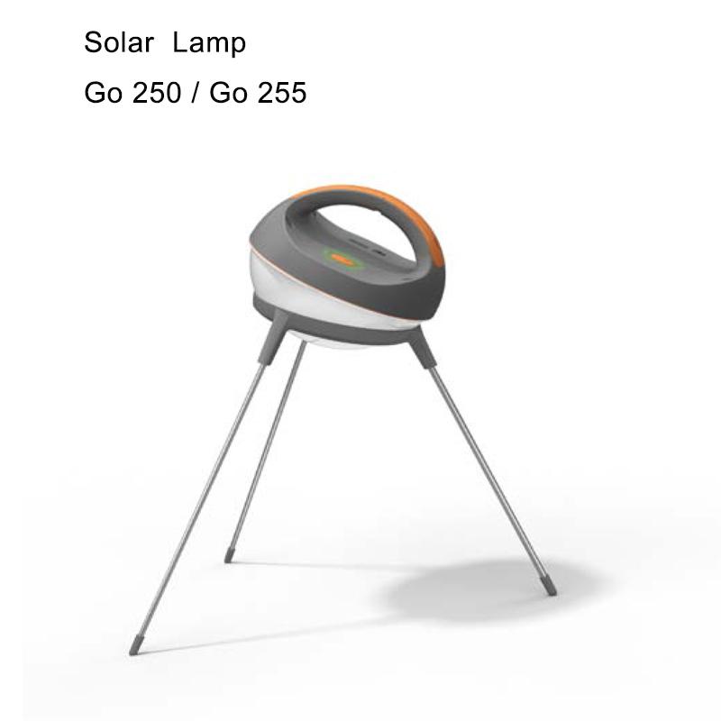 Solar Lamp Go 250/Go 255 0
