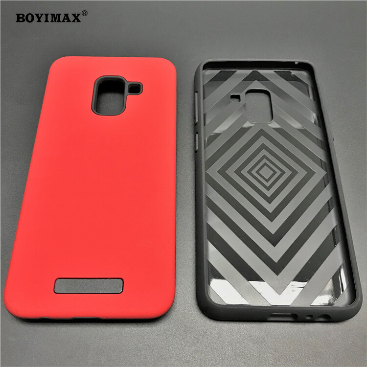 hybrid TPU+PC cellular phone case accessory factory China wholesale price-2IN20 6