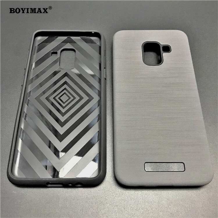 hybrid TPU+PC cellular phone case accessory factory China wholesale price-2IN20 7