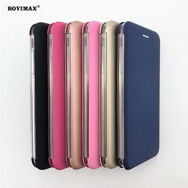 Full protective phone case TPU flip cover supplier China-360N12  1