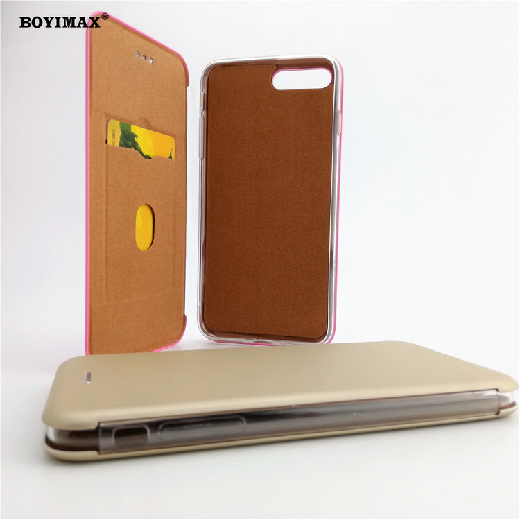 Full protective phone case TPU flip cover supplier China-360N12  12