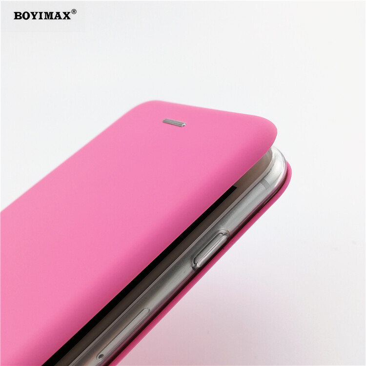 Full protective phone case TPU flip cover supplier China-360N12  7