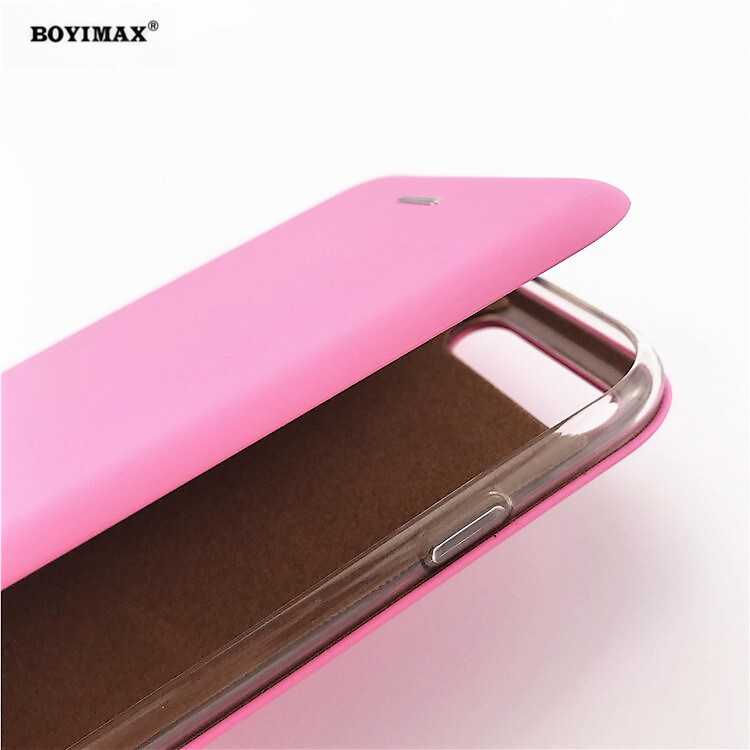 Full protective phone case TPU flip cover supplier China-360N12  8