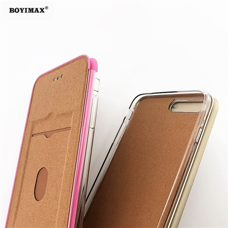 Full protective phone case TPU flip cover supplier China-360N12  10