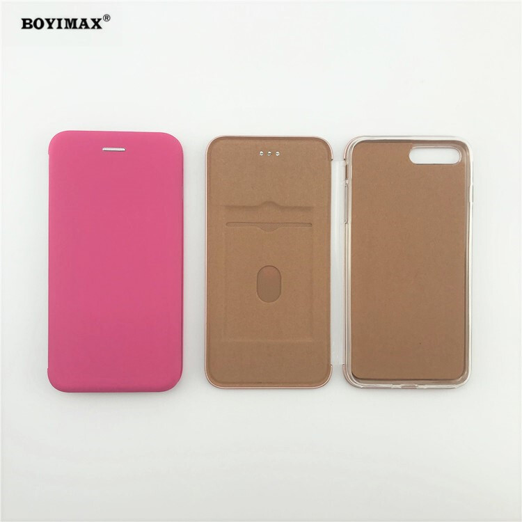 Full protective phone case TPU flip cover supplier China-360N12  5