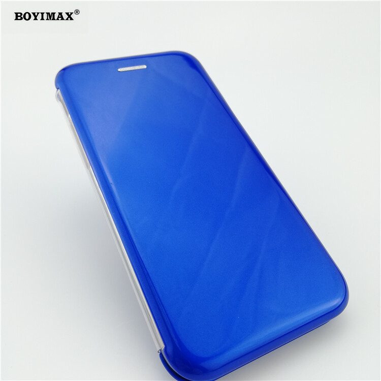 Full protective phone case glossy UV surface flip cover supplier-360N09 17