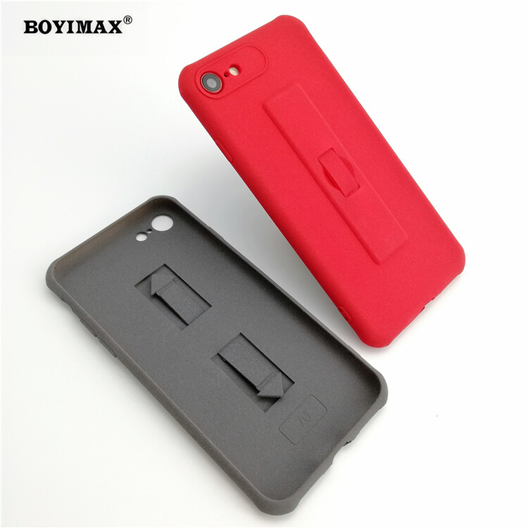 TPU mobile phone case with holder phone cover supplier China-2IN24 1