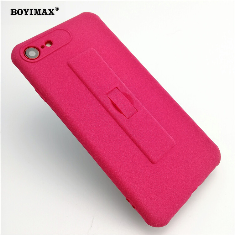 TPU mobile phone case with holder phone cover supplier China-2IN24 11