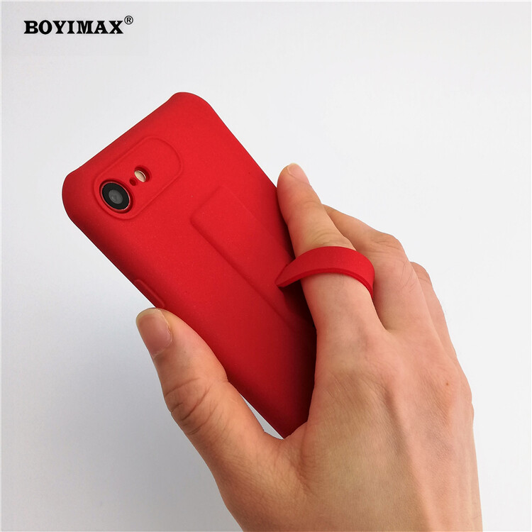 TPU mobile phone case with holder phone cover supplier China-2IN24 14