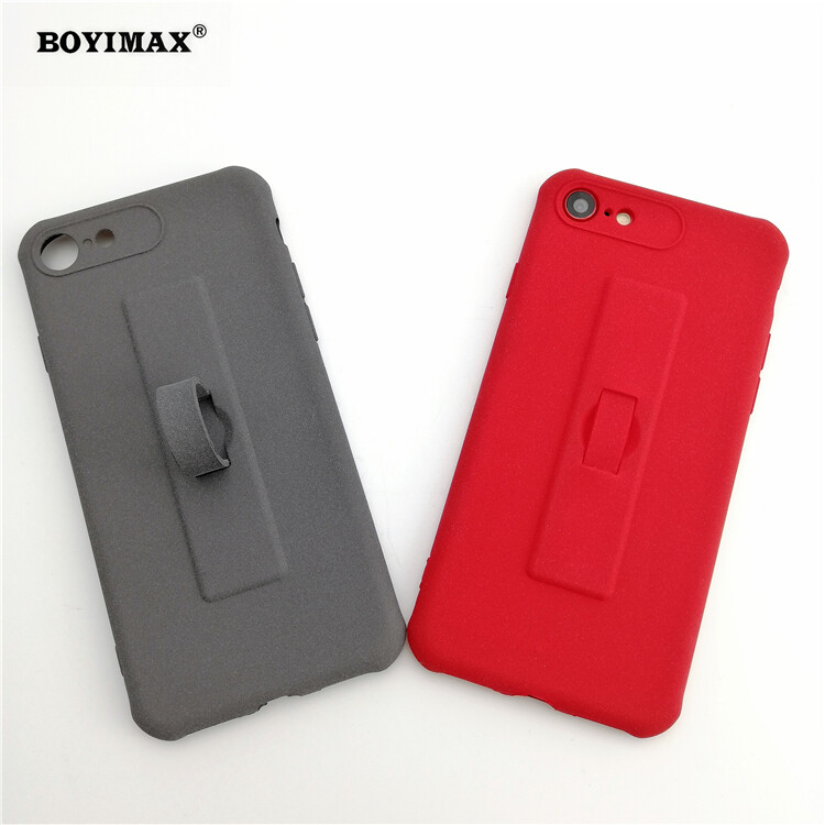 TPU mobile phone case with holder phone cover supplier China-2IN24 3