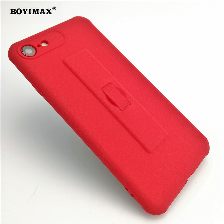 TPU mobile phone case with holder phone cover supplier China-2IN24 7