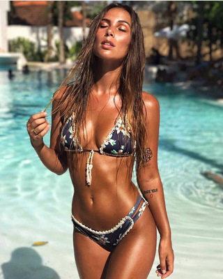 2020 Women Sexy Bikini Set Push Up Female Swimsuit Swimwear Swim Separate Two Piece Brazilian Bathing Suit