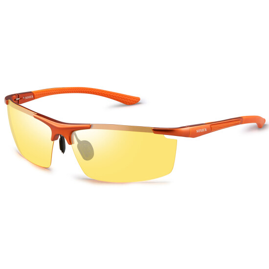 978c6f129a SOXICK Night Driving Polarized Night Vision Glasses - SO3319-4 ...
