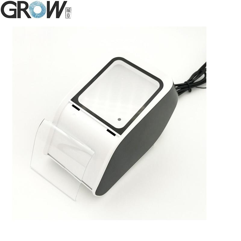 GROW GM79 Desktop Omnidirectional Scanning Platform USB 1D 2D Barcode Scanner Reader Module 0