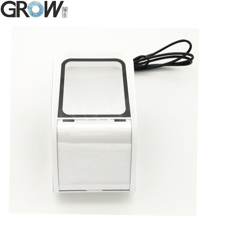 GROW GM79 Desktop Omnidirectional Scanning Platform USB 1D 2D Barcode Scanner Reader Module 1