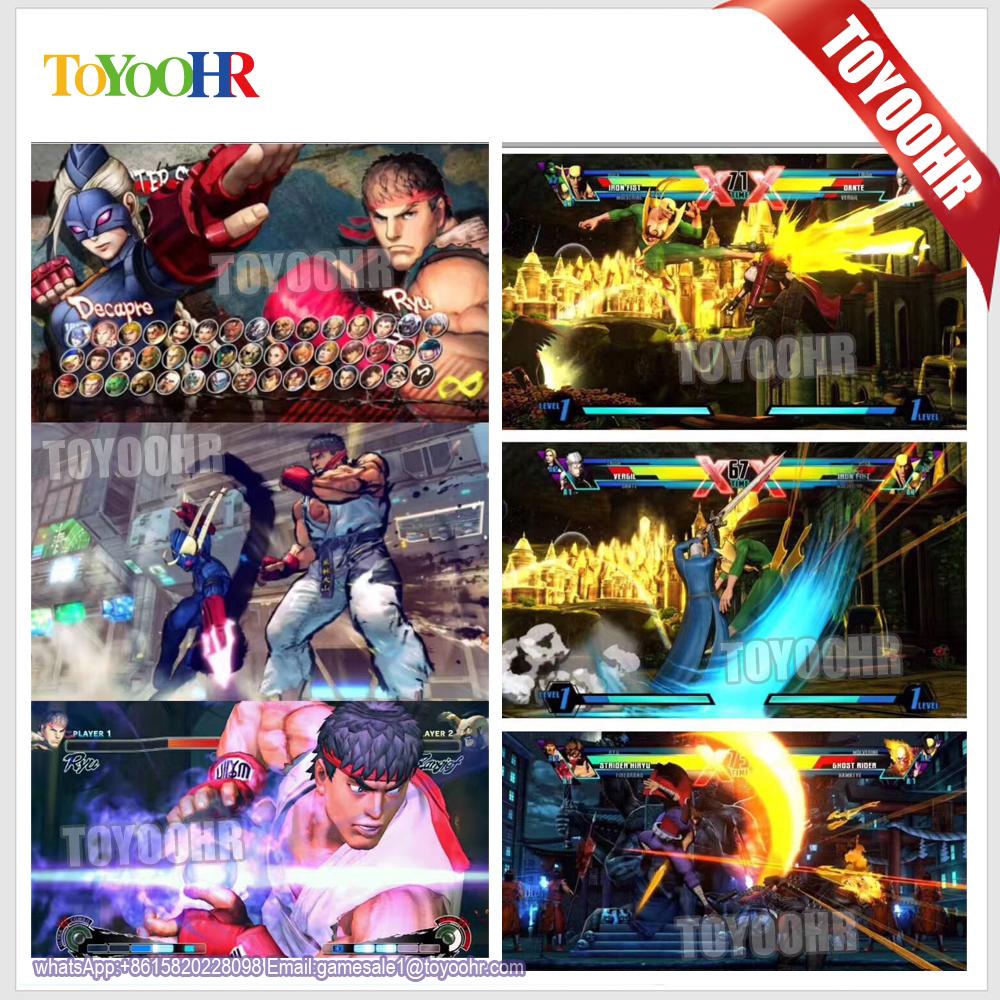 HOT SALE TEKKEN 7 Arcade Mother Game Board Street Fighter ...