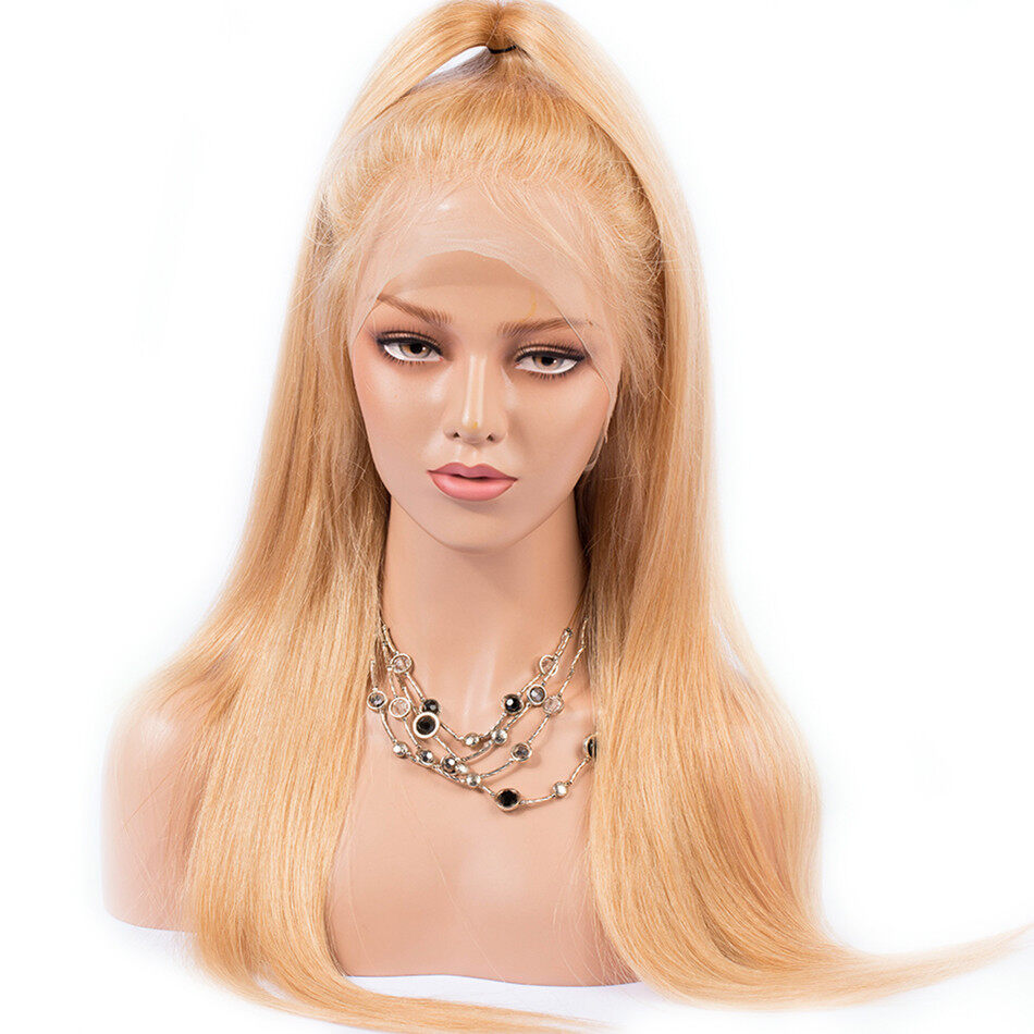 Slayedwig Pre Plucked Remy Brazilian Human Hair Full Lace