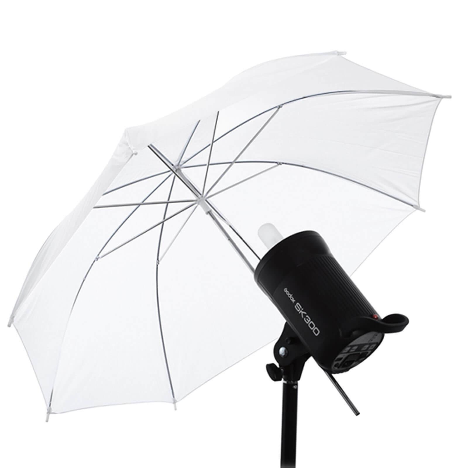 33 inch Translucent Photography Soft Light Photo Studio Video Umbrella