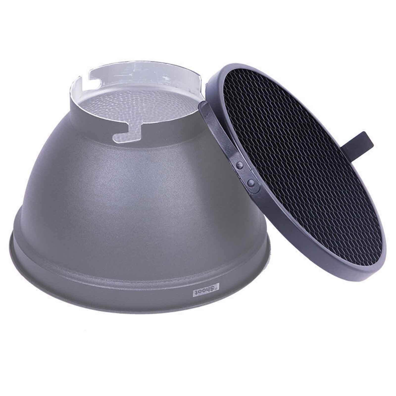 180mm Honeycomb Grid for COMET Elinchrom Studio Flash Light Lamp Shade Softbox