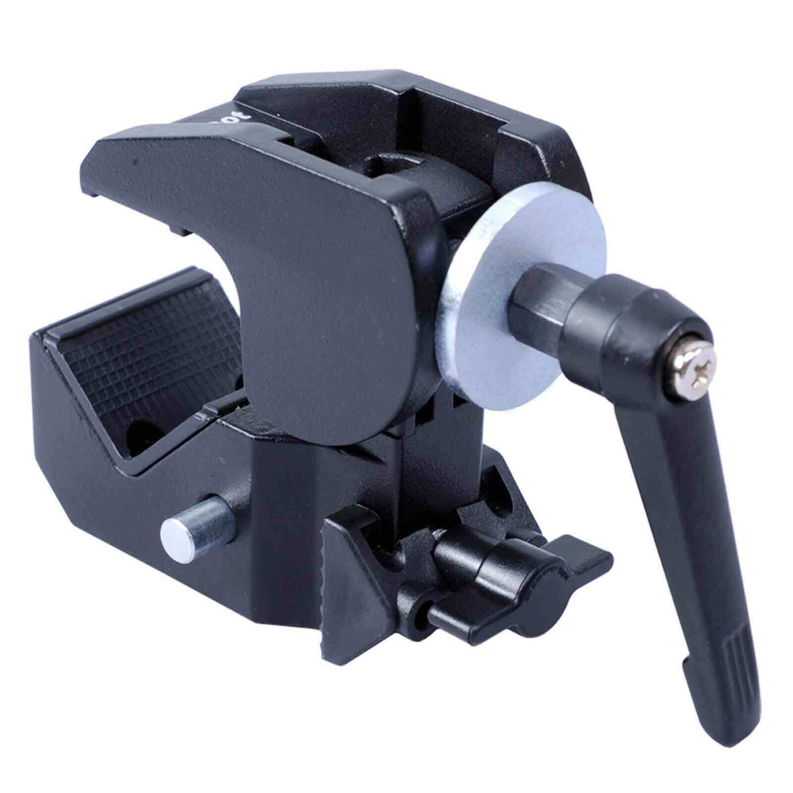 Super Strong Clamp Clip Pliers Camera Holder Flash Bracket Support Max Load 10kg
